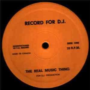 Various - The Real Music Thing Mp3