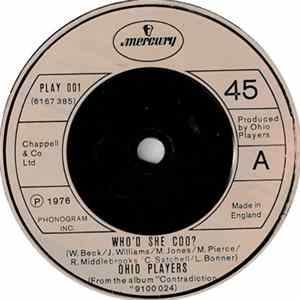 Ohio Players - Who's She Coo Mp3