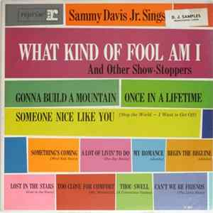 Sammy Davis Jr. - Sammy Davis Jr. Sings What Kind Of Fool Am I And Other Show-Stoppers Mp3
