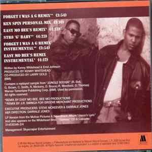 "Whitehead Bros. - Forget I Was A ""G"" Remixes Mp3"
